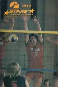 1977 Orange County Stars Media Guide