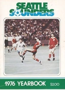 Seattle Sounders Yearbook