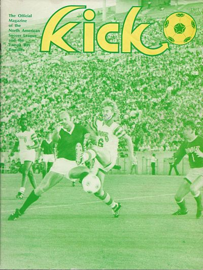 North American Soccer League Indoor Soccer Tourney @ Tampa Bay. March 6, 1976