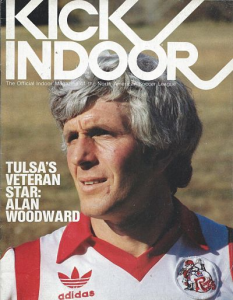 Alan Woodward Tulsa Roughnecks