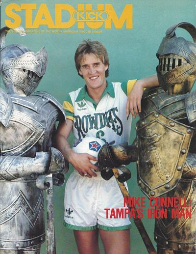 Mike Connell Tampa Bay Rowdies