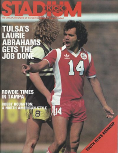 Laurie Abrahams Tulsa Roughnecks