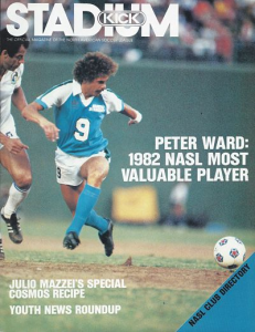 Peter Ward Seattle Sounders