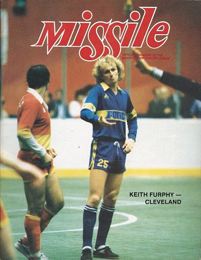 Keith Furphy Cleveland Force