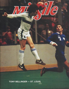 Cleveland Force vs. St. Louis Steamers. January 6, 1984