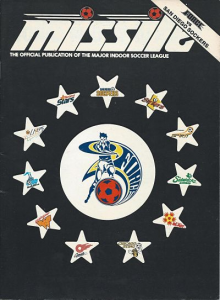 Cleveland Force vs. San Diego Sockers. October 27, 1985
