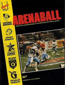 Arena Football League 1989 Season