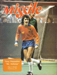 Tony Peszneker Wichita Wings