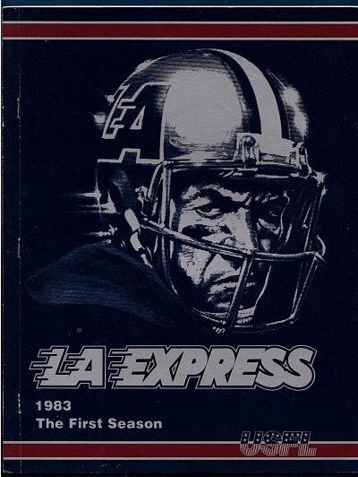 1983 Los Angeles Express Season-In-Review