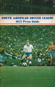 1973 North American Soccer League Media Guide