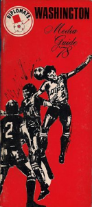 Washington Diplomats Media Guide
