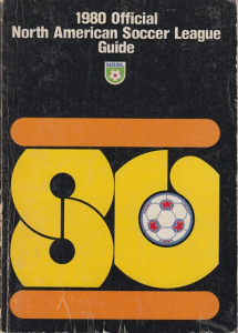 1980 North American Soccer League Media Guide