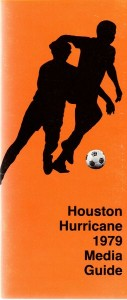 1979 Houston Hurricane Media Guide