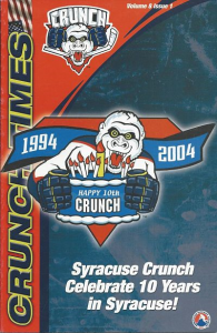 Syracuse Crunch Program
