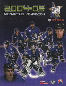 Manchester Monarchs Yearbook