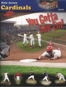 New Jersey Cardinals Program