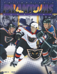 Philadelphia Phantoms Program
