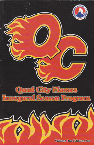 Quad City Flames Program