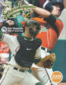Kyle Skipworth Greensboro Grasshoppers