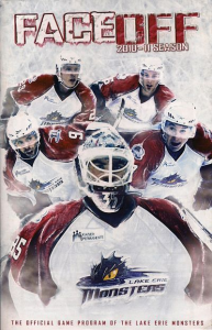 Lake Erie Monsters Program