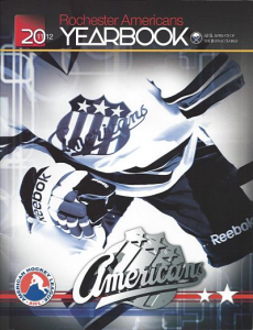 Rochester Americans Yearbook