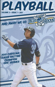 Eric Hosmer Wilmington Blue Rocks