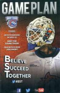 Bridgeport Sound Tigers Program