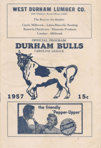 Durham Bulls Program
