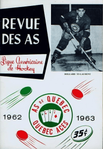 Dollard St. Laurent Quebec Aces
