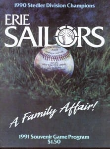 Erie Sailors Program