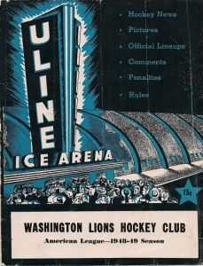 Washington Lions Program