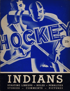 Springfield Indians Program