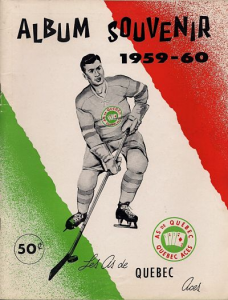 Quebec Aces Yearbook
