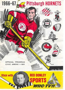 Pittsburgh Hornets Program