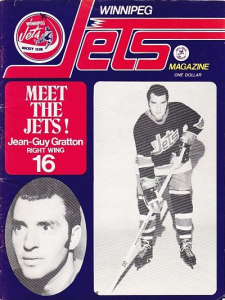 Jean-Guy Gratton Winnipeg Jets