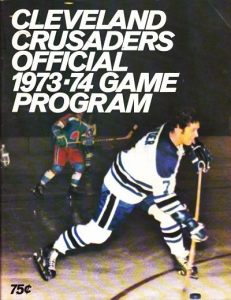 Cleveland Crusaders Program