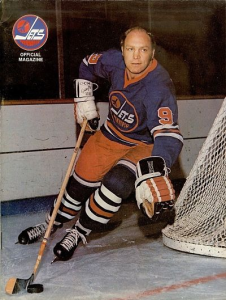Bobby Hull Winnipeg Jets