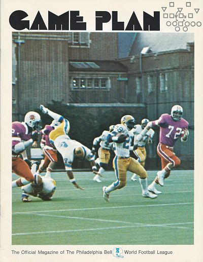 1975 Philadelphia Bell Program