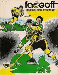 Cincinnati Stingers Program