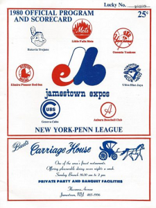 1980 Jamestown Expos