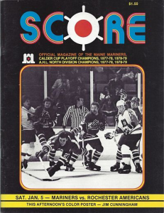 Maine Mariners Program