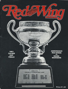 Adirondack Red Wings Program