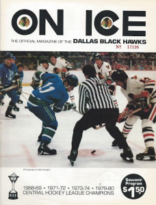 Dallas Black Hawks Program