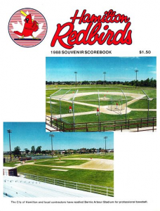 Hamilton Redbirds Program