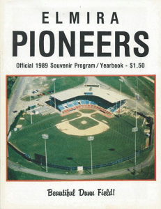 Elmira Pioneers Program