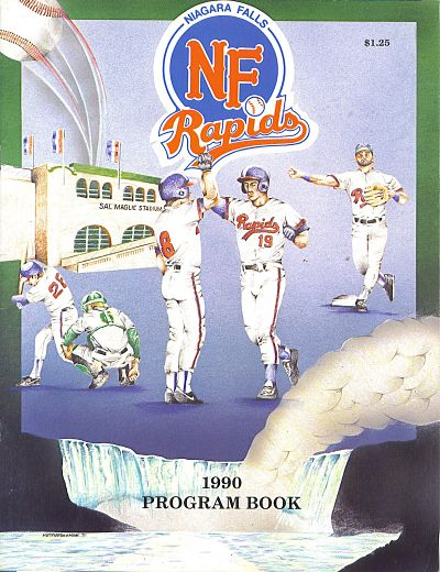 1990 Niagara Falls Rapids Program