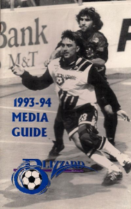 Buffalo Blizzard Media Guide