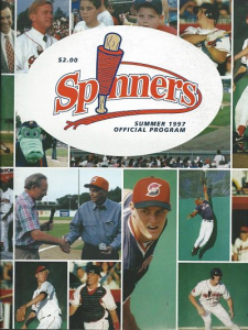 Lowell Spinners Program