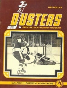 Binghamton Dusters Program