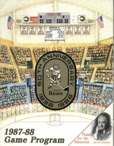 Hershey Bears Program